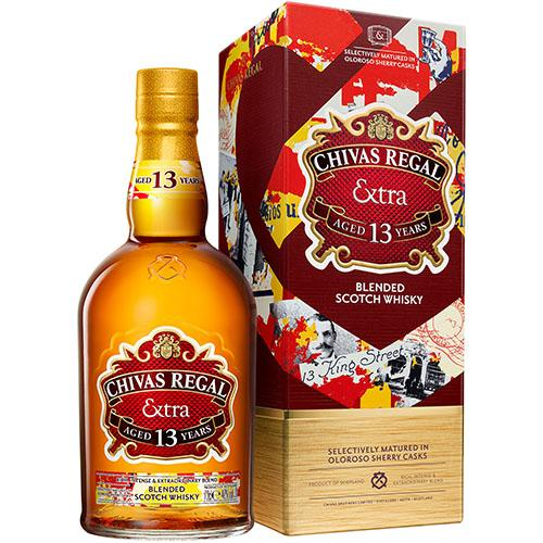 Chivas Regal Spirits 70cl Chivas Regal - Extra - 13 yrs - Oloroso Sherry Cask