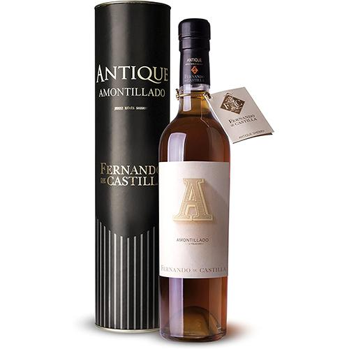 Fernando de Castilla Sherry NV / 50cl Fernando de Castilla -  Antique - Amontillado Sherry