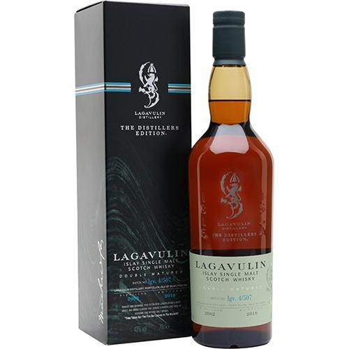 Lagavulin Spirits Distillers Edition / 70cl Lagavulin - Distillers Edition