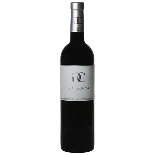 Le Grand Cros Red 2014 / 75cl Le Grand Cros - L'esprit de Provence - Red