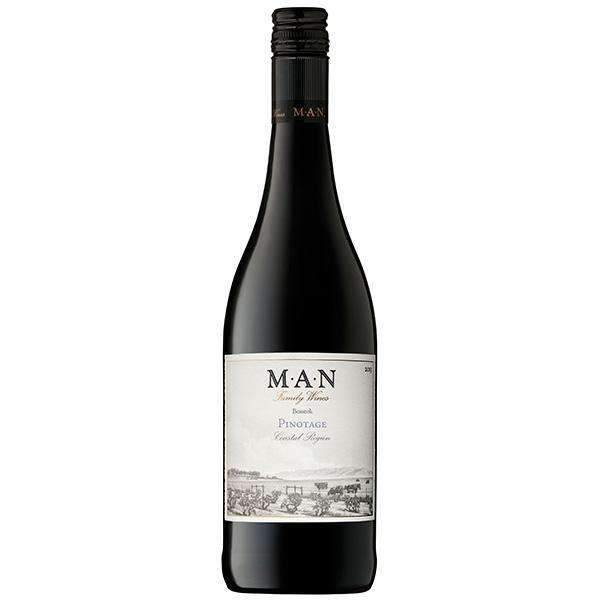 MAN Family Wines Red 2018 / 75cl MAN Family Wines - 'Bosstok' - Pinotage