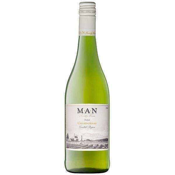 MAN Family Wines White 2019 / 75cl MAN Family Wines - 'Padstal' - Chardonnay