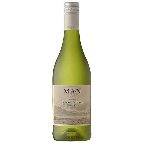 MAN Family Wines White 2019 / 75cl MAN Family Wines - 'Warrelwind' - Sauvignon Blanc