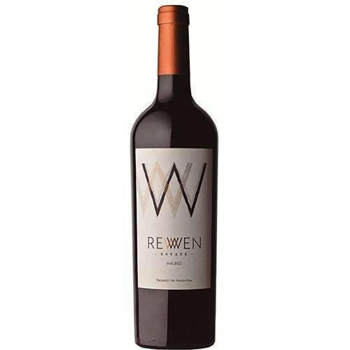 Rewen Estate Red 2017 / 75cl Rewen Estate - Malbec