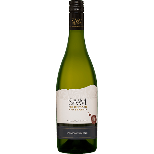 Saam Mountain Vineyards White 2017 / 75cl Saam Mountain Vineyards - Sauvignon Blanc