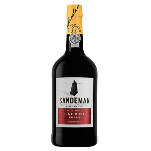 Sandeman Port Ruby NV / 75cl Sandeman - Ruby Port - NV
