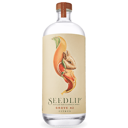 Seedlip Spirits 70cl / Grove 42 Seedlip
