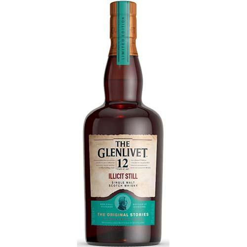 The Glenlivet Spirits The Glenlivet - 12 yrs - Illicit Still