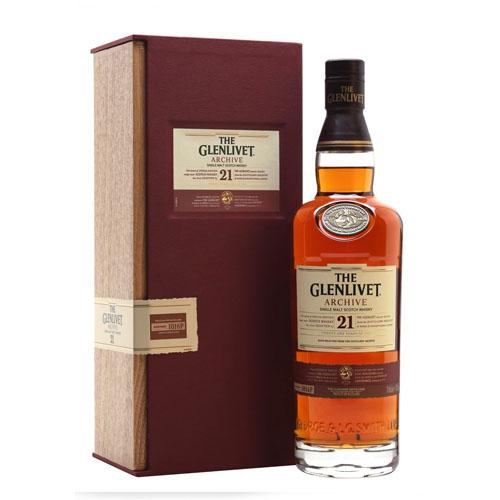 The Glenlivet Spirits The Glenlivet - 21 yrs - Archive