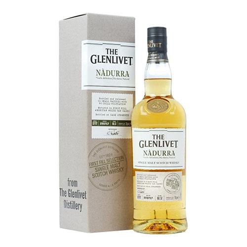 The Glenlivet Spirits The Glenlivet - Nadurra -  First Fill Selection