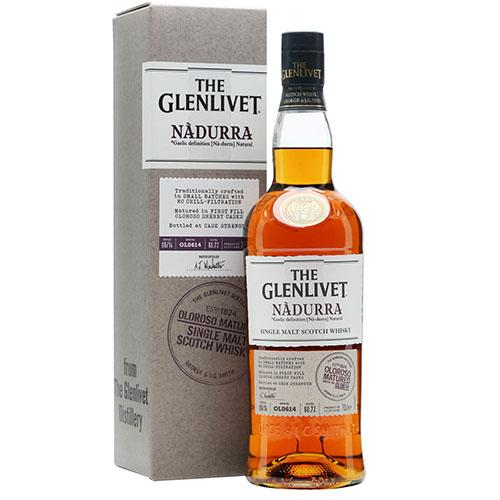The Glenlivet Spirits The Glenlivet - Nadurra - Oloroso