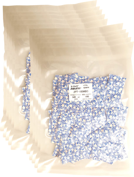 Oxygen Absorbers (Ageless brand) - 100cc - Type ZPT