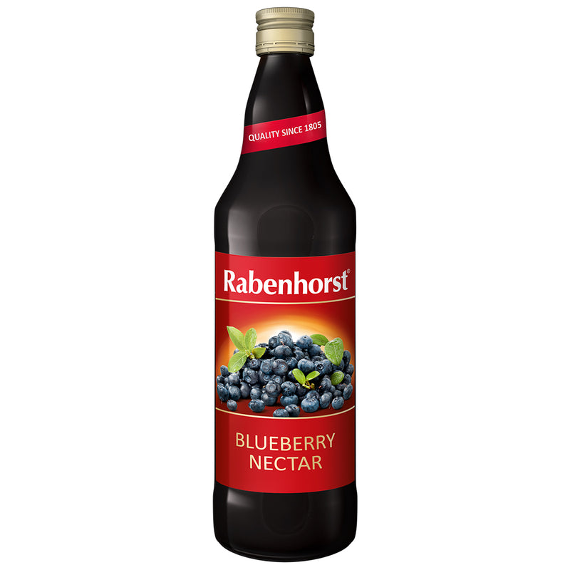 Rabenhorst | Blueberry Nectar (70% Wild Blueberry Content), 700 mL