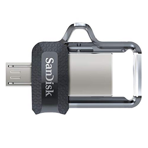 SanDisk Ultra 16GB Dual USB Flash Drive USB M3.0 up to 130 MB/s