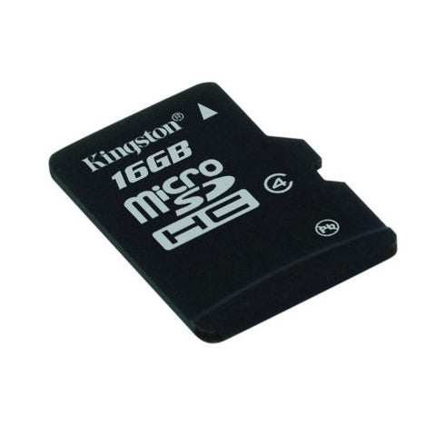 Kingston 16GB Micro SD Memory Card Class 4