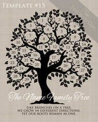 Family Tree Template 15