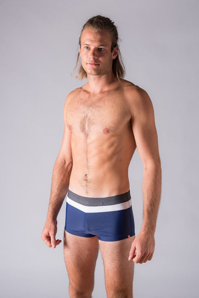 MEN Fitted swim trunk - Quintsoul Swimwear