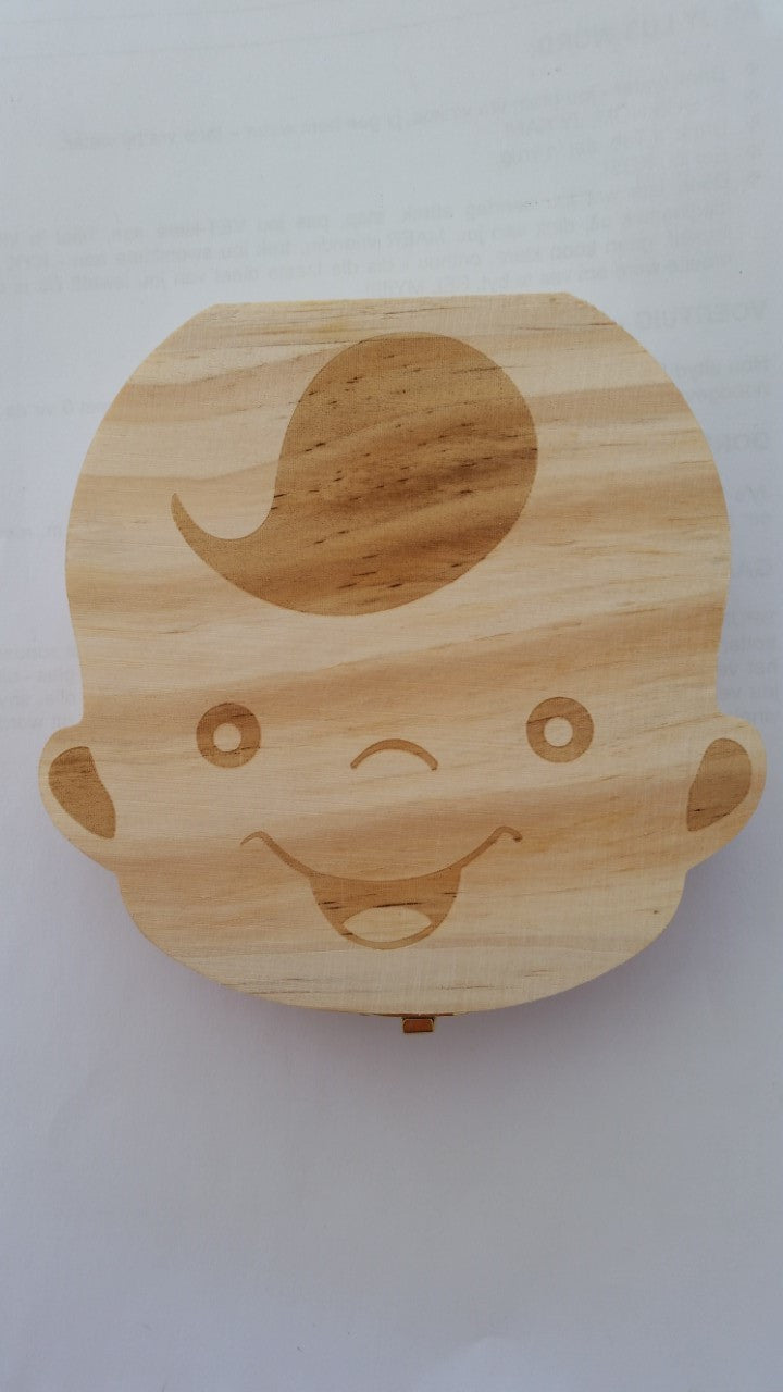 Unusual items wooden tooth box boy for sale in cape town for Quirky items for sale