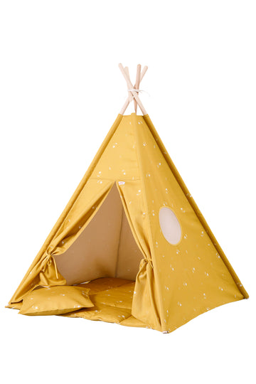 Honey Mustard Teepee Set