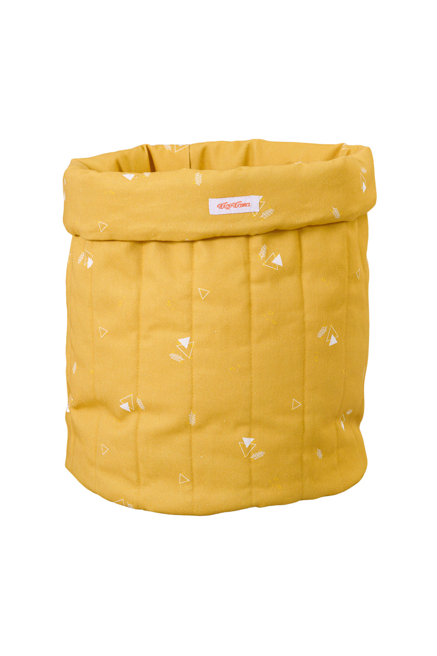 Honey Mustard Toy Bag