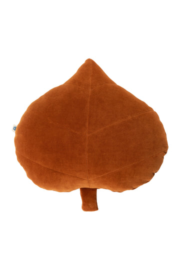 Cinnamon Leaf cushion