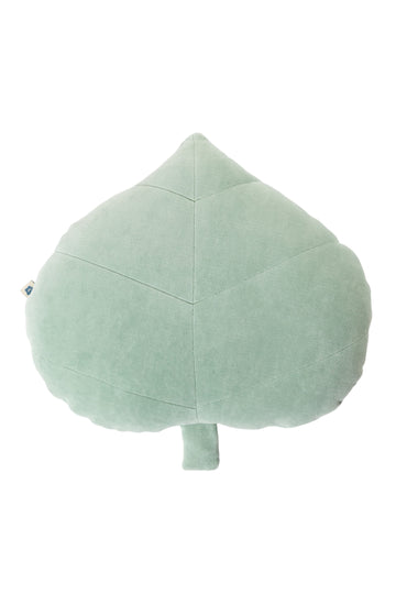 Jade Leaf cushion
