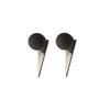 Ear jackets are all the rage at the moment.  This cool pair are a great little pick me up for chicks that love black.