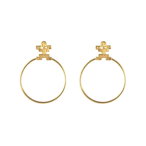 Alom Earrings