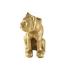 A cute golden brass sitting tiger candle holder/stand will fit perfectly decorated in your house