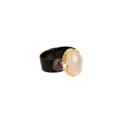 Pink Ashanti Ring