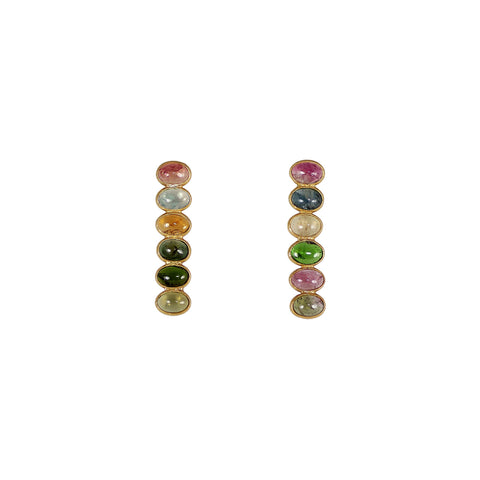 Rainbow Madu Earrings