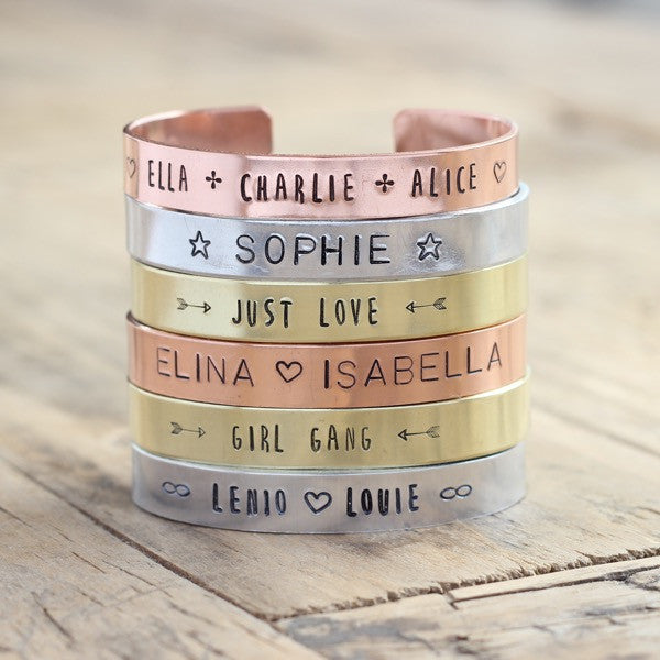 Stmpdshop design your personalised bracelet gold stmpdshop personalised bracelet personalised bracelet negle Images