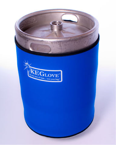 15.5 Gallon KEGlove Insulated Sleeve