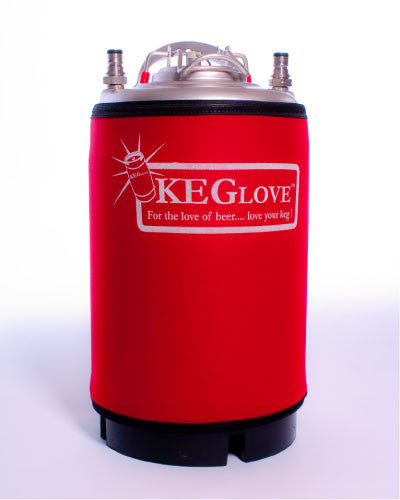 3.0 Gallon KEGlove Insulated Sleeve