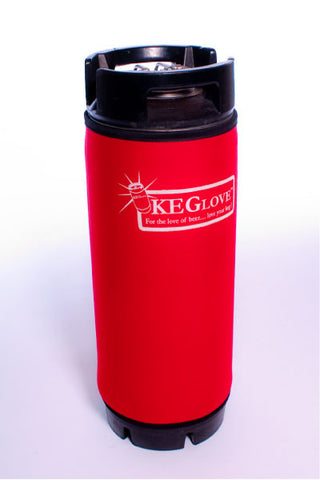 5.0 Gallon KEGlove Insulated Sleeve