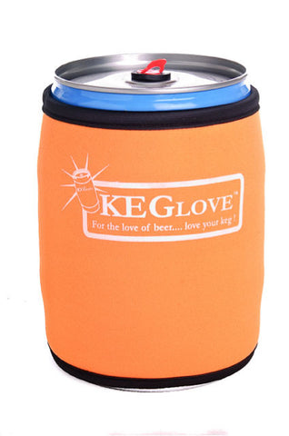 5 Liter Mini-Keg / 1 GL Growler KEGlove Insulated Sleeve