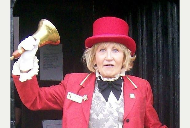 Amazing Grace Lingerie 'Sponsoring Lady Town Crier Competition in Haslemere'