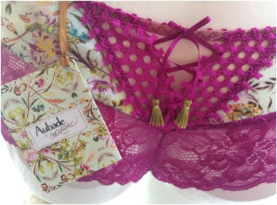 Aubade Pink Lingerie