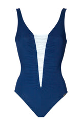 Cruise Blue Maryan Mehlhorn Swimsuit
