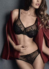 luxury empreinte lingerie set