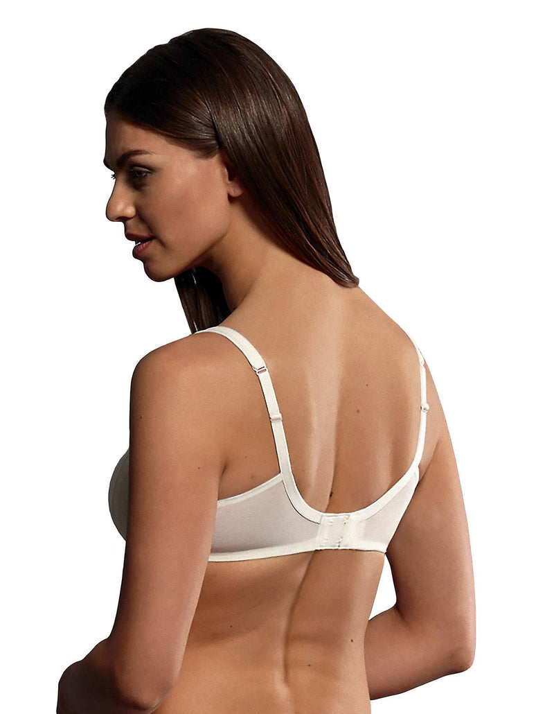 Fleur Soft Bra with Padded Cups