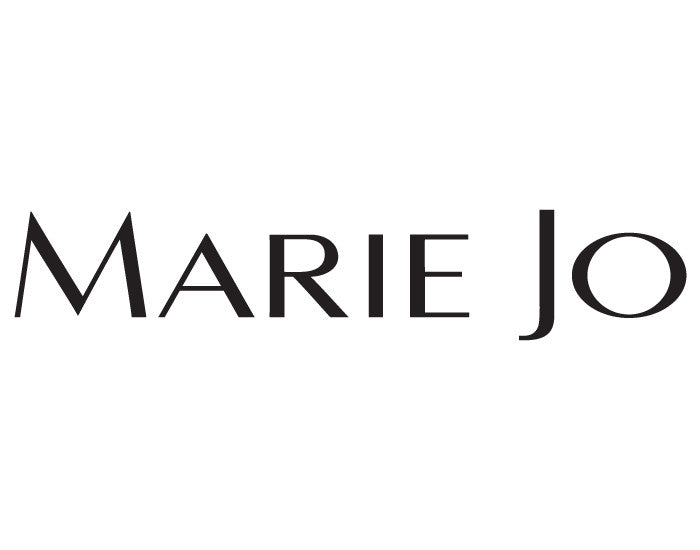 Marie Jo Logo Black on White