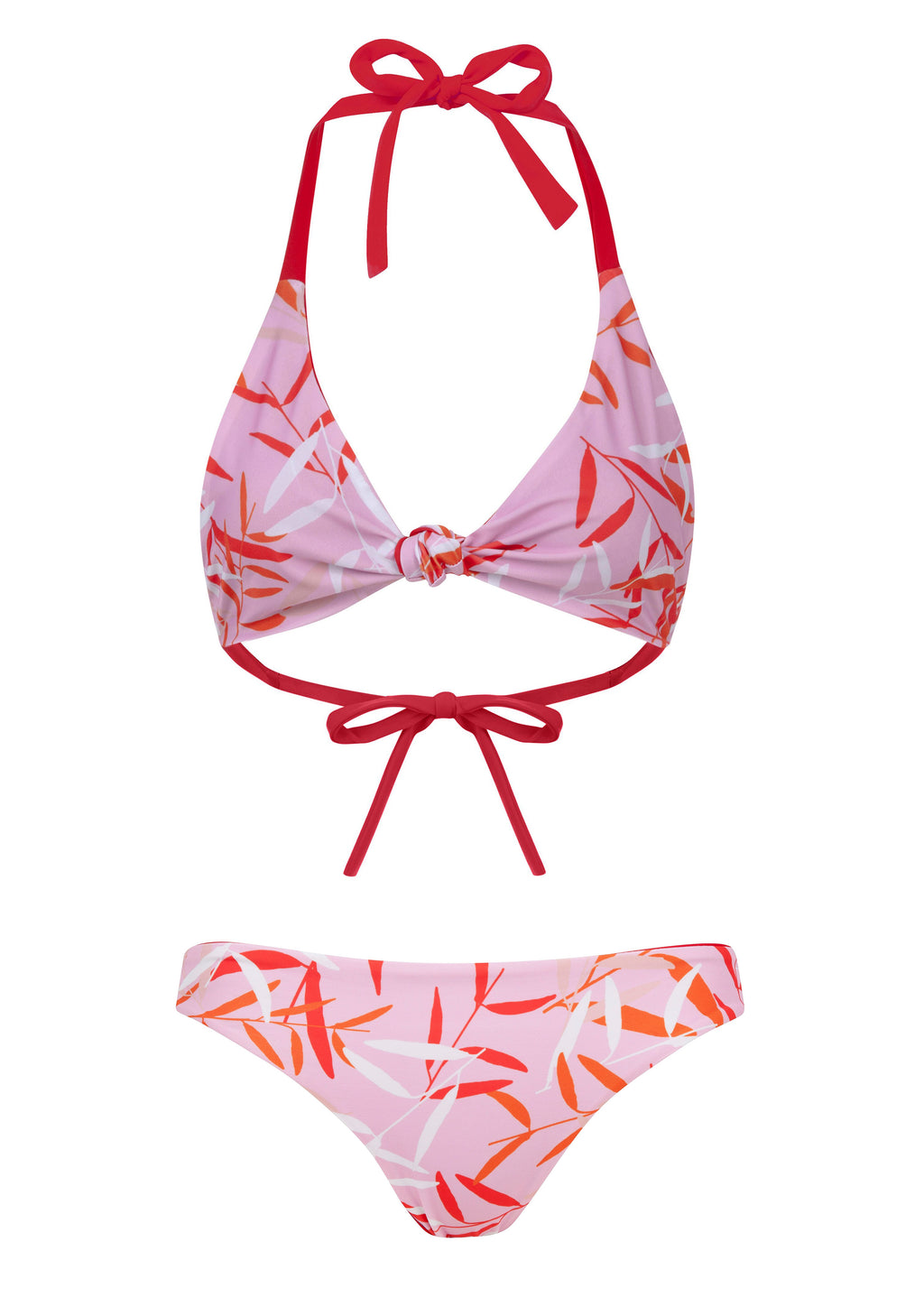 Tucca Swim Full Brief Reversible Bikini Set