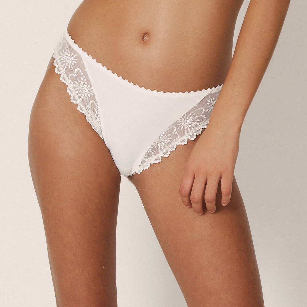 Jane Italian Brief - Natural