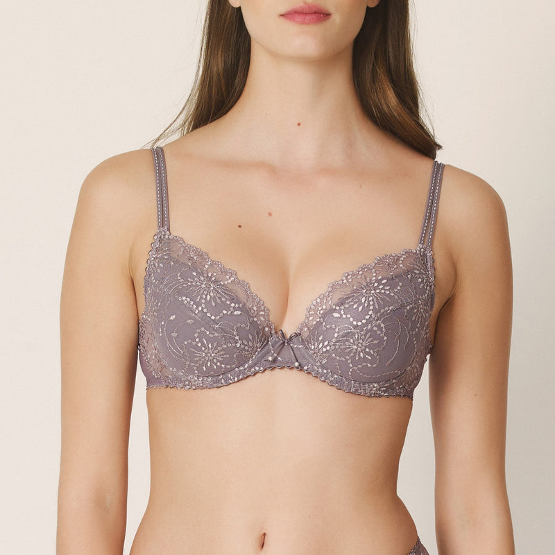 Jane Push-Up Bra - Iced Coffee