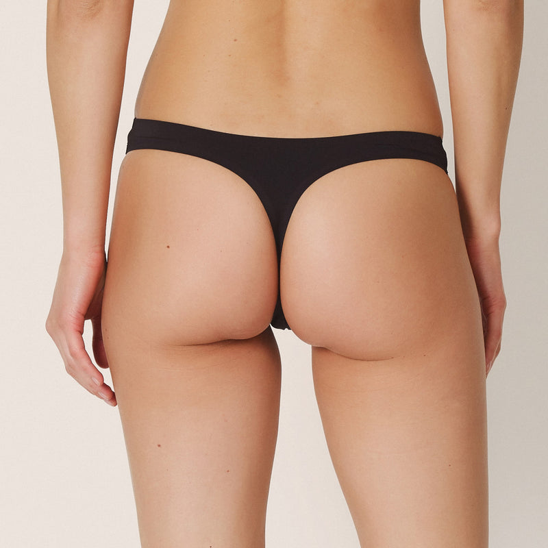 Colour Studio Thong - Black