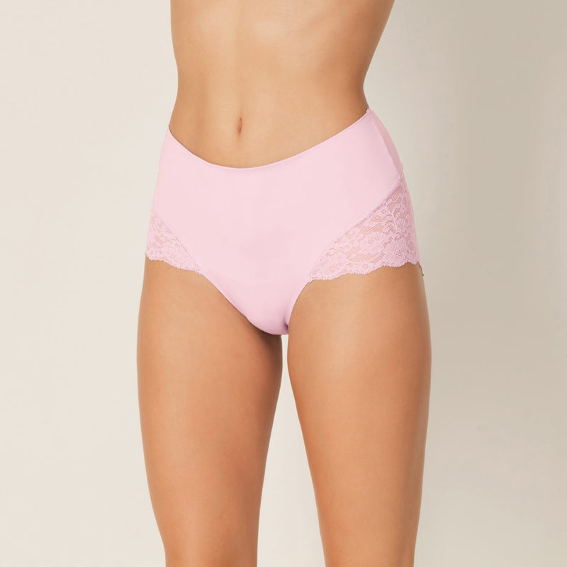 Colour Studio Shapewear High Brief - Lily Rose