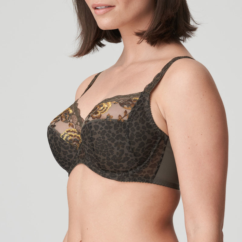 Palace Garden Full Cup Wire Bra