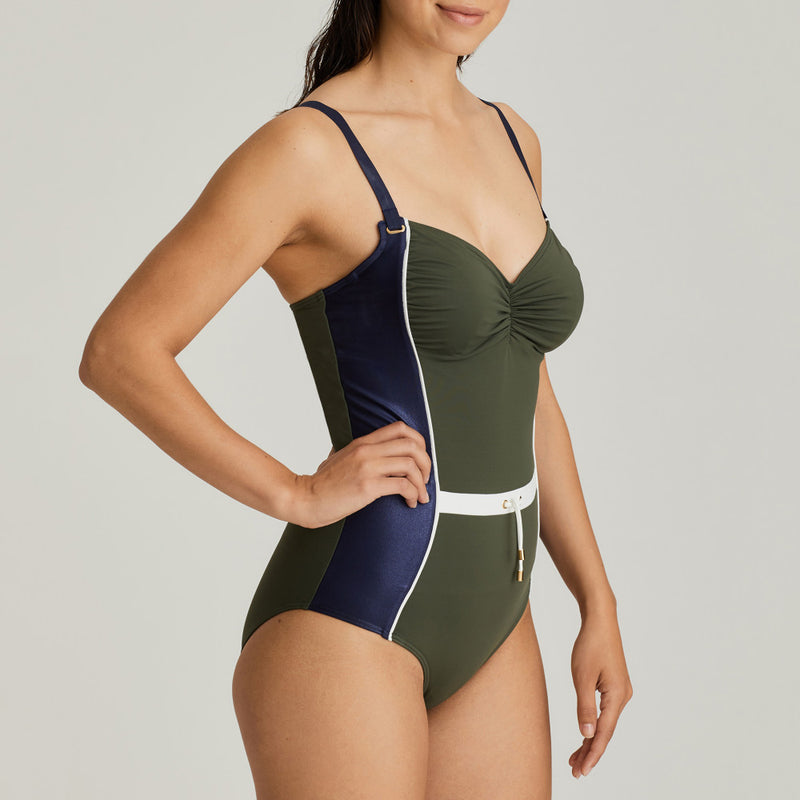 Ocean Drive Control with Wire Swimsuit