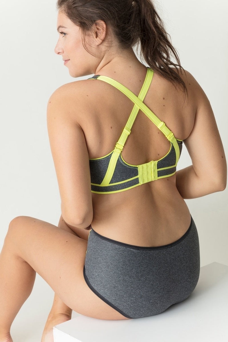 The Sweater Sports Bra - Wireless